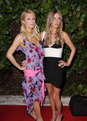 Paris & Nicky Hilton